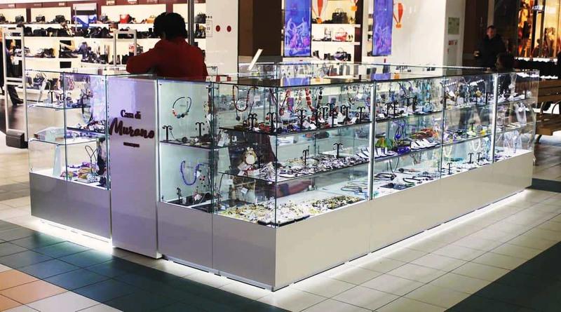Торговая мебель-Торговый островок «Модель 250»-фото1