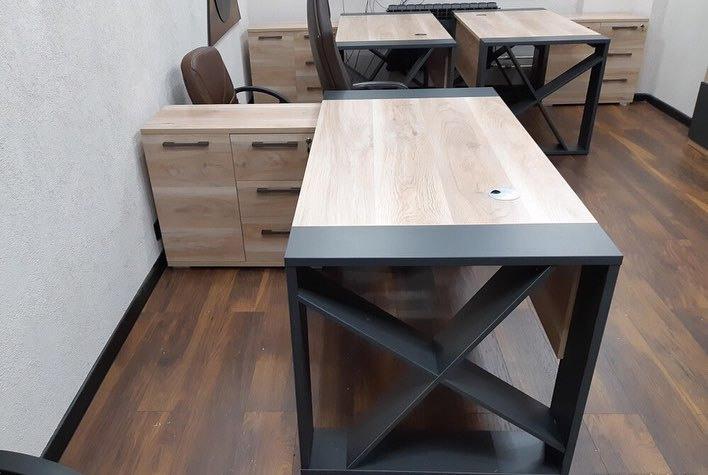 Офисная мебель-Офисная мебель «Модель 117»-фото1