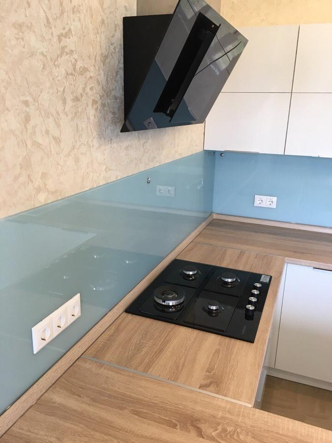 Акриловые кухни-Кухня из акрила «Модель 470»-фото4