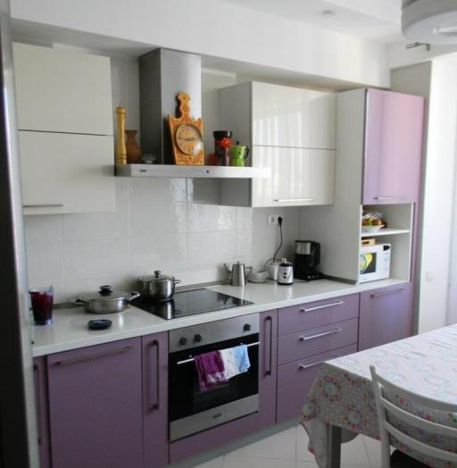 -Кухня МДФ в ПВХ «Модель 238»-фото30