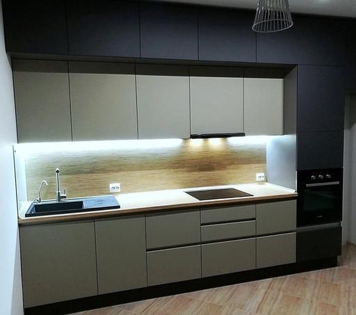 -Кухня МДФ в ПВХ «Модель 99»-фото30