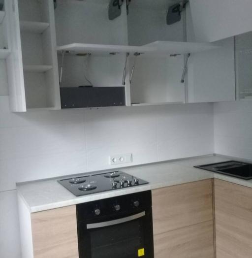 -Кухня из акрила «Модель 391»-фото16
