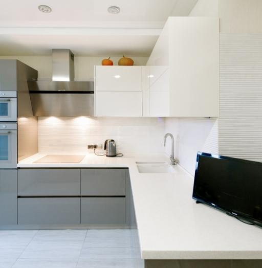 -Кухня из акрила «Модель 411»-фото22