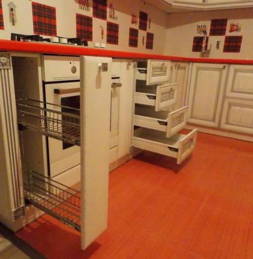 -Кухня из шпона «Модель 13»-фото2