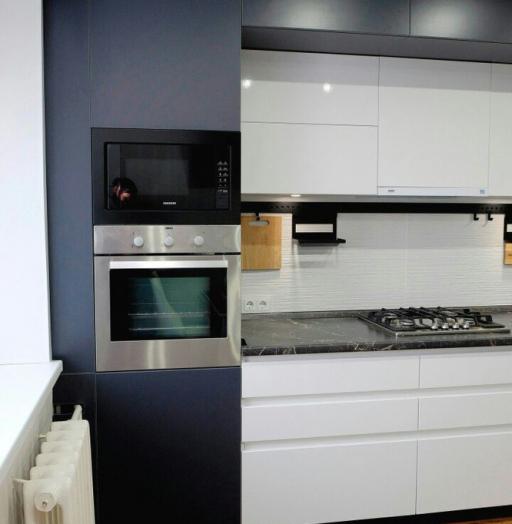 -Кухня МДФ в ПВХ «Модель 81»-фото23